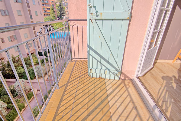 TEXT_PHOTO 5 - Appartement 3 pièces Vallauris